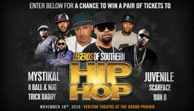 Legends of Southern Hip Hop_Enter-to-win contest_KBFB_KSOC_Dallas_RD_August 2016
